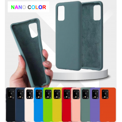 IPHONE 11 NANO COLOR СИЛИКОН BLACK