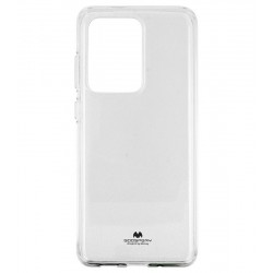 SAMSUNG A12 MERCURY JELLY CASE TRANSPARENT