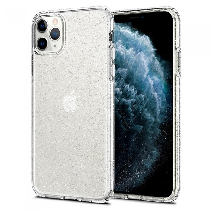 IPHONE 11 PRO SHINING CASE SILVER