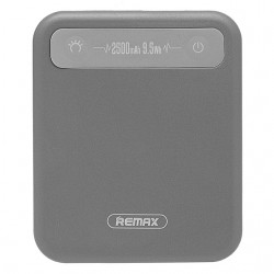 REMAX POWER BANK PINO 2500mah СИВ