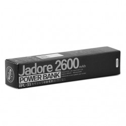 REMAX POWER BANK JADORE 2600mah ЧЕРЕН
