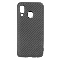 SAMSUNG A40 CARBON CASE