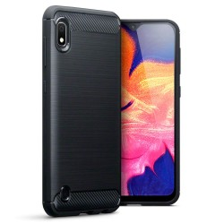 SAMSUNG A10 CARBON CASE ЧЕРЕН