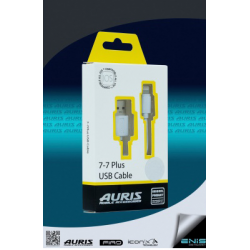 AURIS IPHONE USB КАБЕЛ