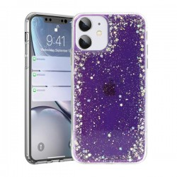 IPHONE 12 MINI BRILLIANT CASE PURPLE