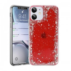 IPHONE 12 MINI BRILLIANT CASE RED