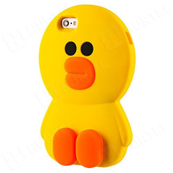 SAMSUNG GALAXY  A5 A500F DUCK 3D YELLOW