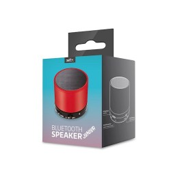 BLUETOOTH SPEAKER  JUNIOR ЧЕРВЕНА