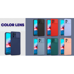 SAMSUNG A12 COLOR LENS GREEN