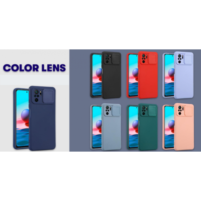 IPHONE 11 PRO COLOR LENS RED