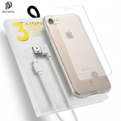 HUAWEI P10 DUX DUCIS 3in1 CASE-USB-GLASS