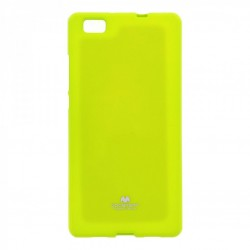 HUAWEI P9 LITE JELLY CASE MERCURY LIME