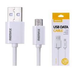 REMAX MICRO USB КАБЕЛ FAST CHARGING  -Т1591 БЯЛ