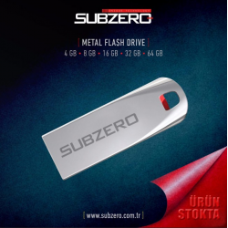 SUBZERO FLASH DRIVE 3.0 METAL 64GB